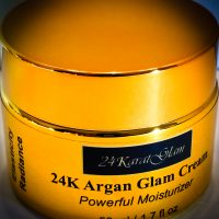24K Argan Glam Cream 50ml
