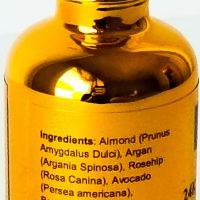 24K Bergamot Gold Elixir 50ml